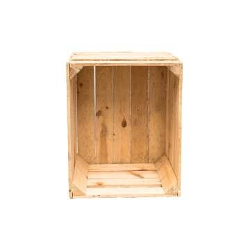 4 X Holzkiste Natur Used 50 X 40 X 30cm Ideal Als Couchtisch